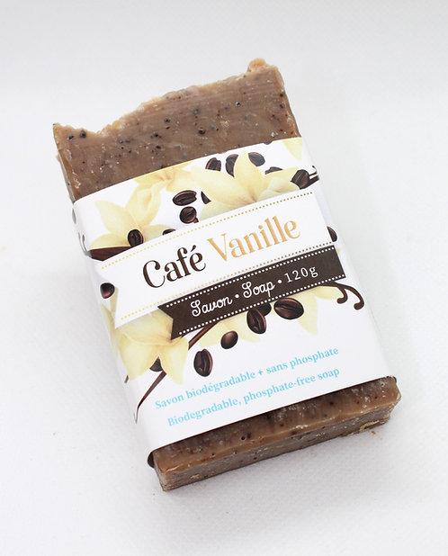 Savon Café Vanille