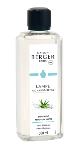 Recharge lampe berger