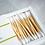 Thumbnail: boite de 400 Coton-Tige en bambou