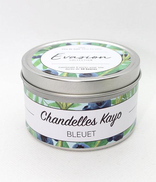 Chandelle Évasion Bleuet