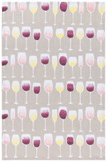 Linge à vaisselle Now Designs Wine Tasting