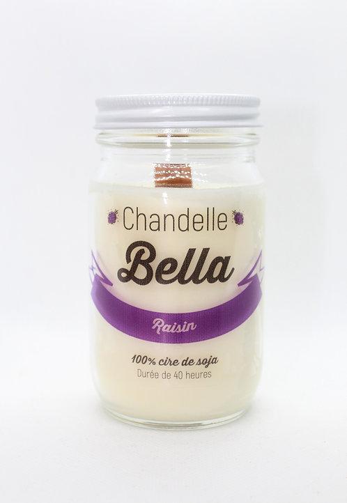 Chandelle Collection Bella Raisin