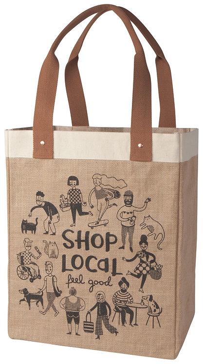 sac de magasinage Shop local de danica