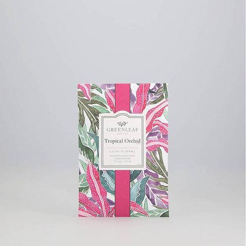 Sachet parfumé Tropical orchidée