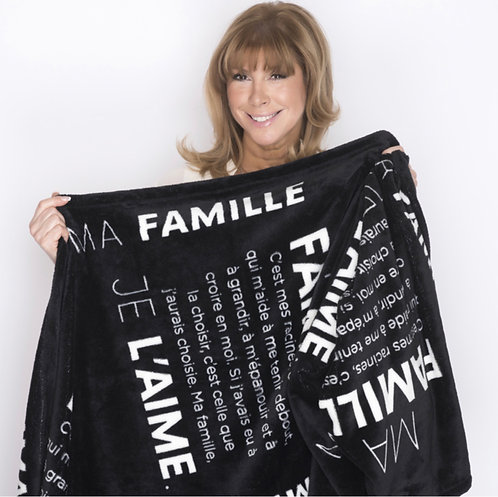Jeter en molleton famille Chantal Lacroix