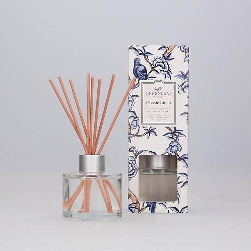 Diffuseur à roseaux aromatisé Classic Linen