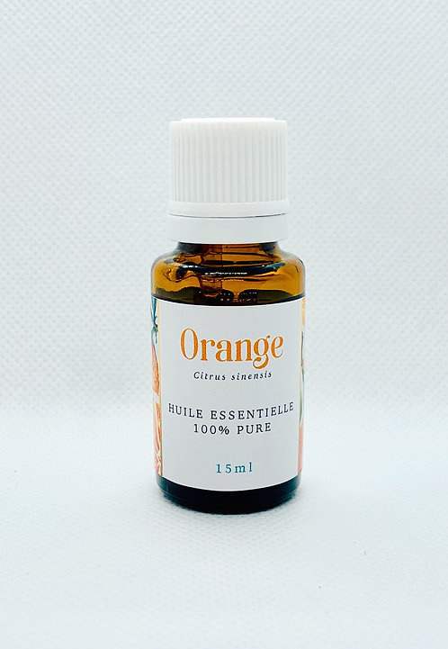 Huile Essentielle 100% Pure Orange
