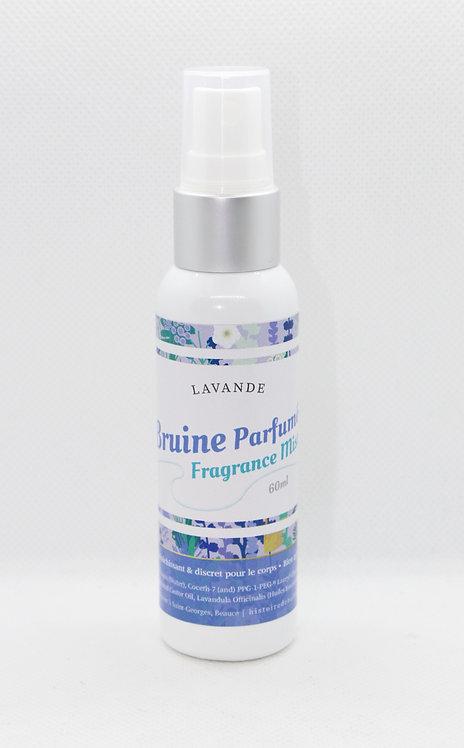 Bruine parfumée Lavande 60 ml