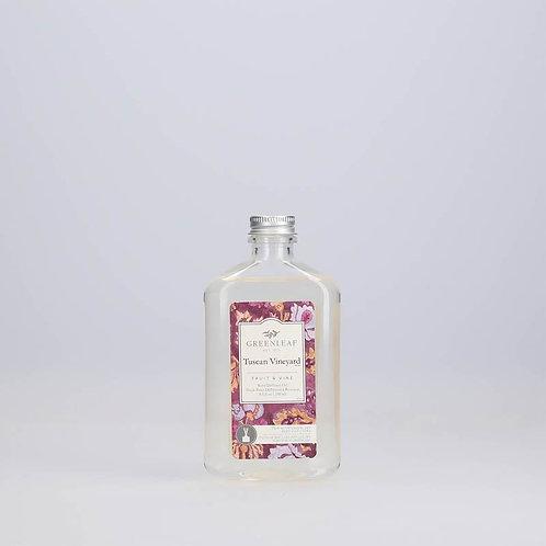 Huile de diffuseur à roseaux Tuscan Vineyard