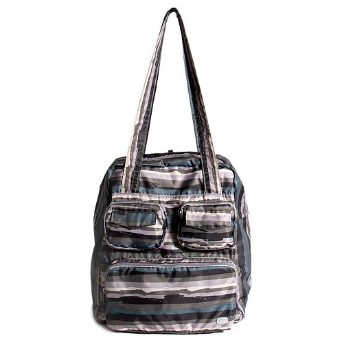 Sac fourre-tout léger Lug Puddle Jumper - Painted Pearl