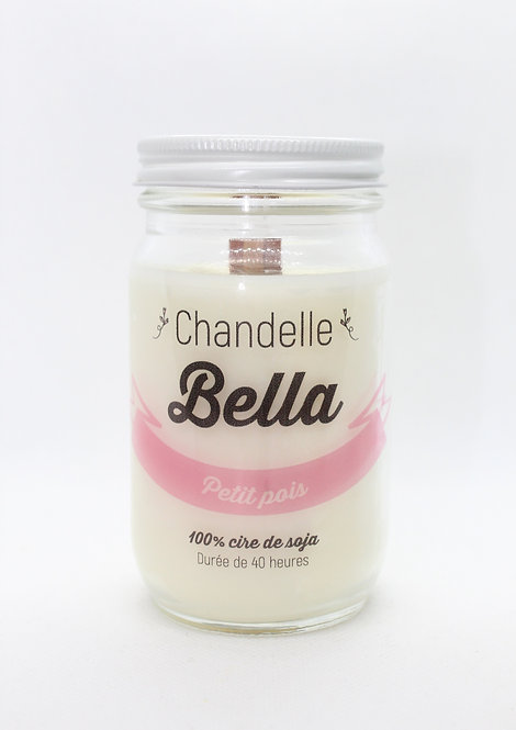 Chandelle Collection Bella Petits pois