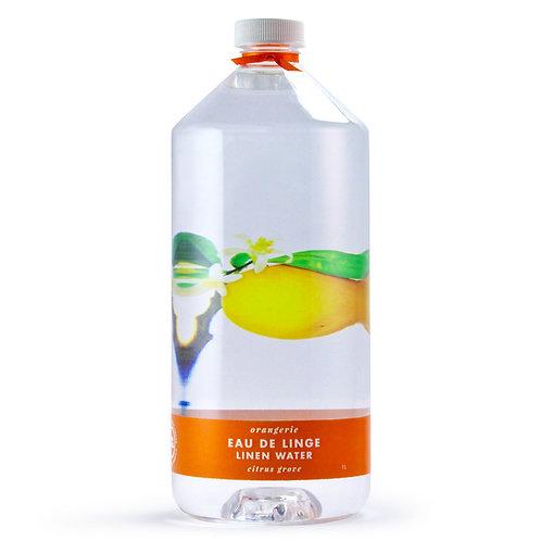 Recharge eau de linge Orangerie - oNature