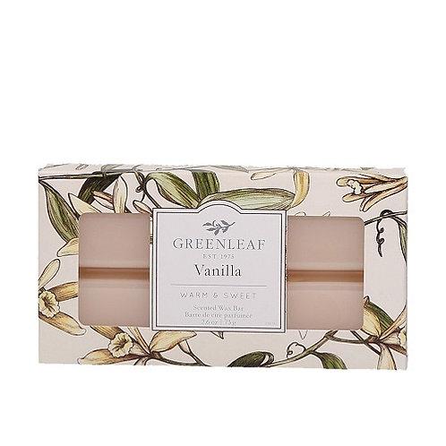 Barre de cire parfumée Vanille