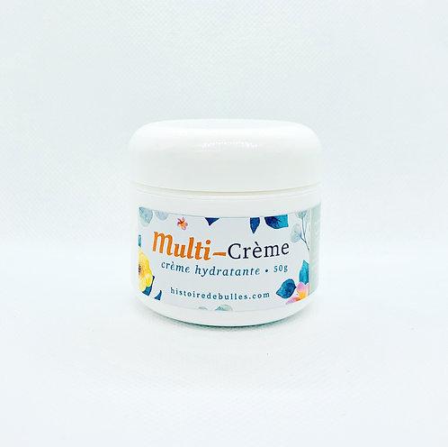 Multi-crème 50g