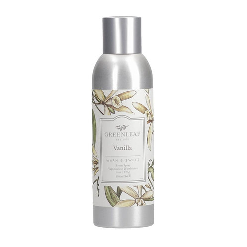 vaporisateur d'ambiance vanille