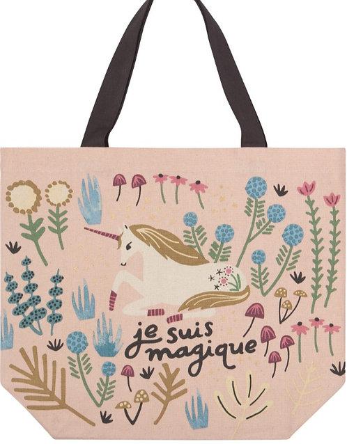 Grand sac Now Designs Licorne