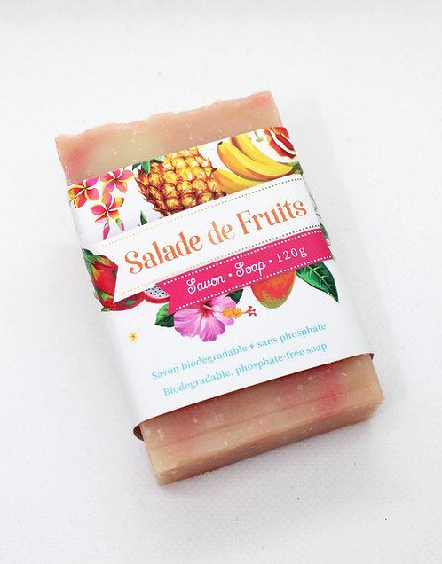 Savon Salade de Fruits