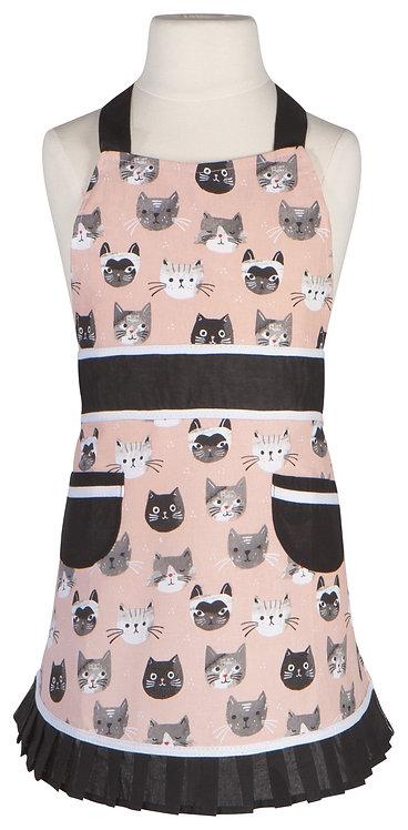 Tablier pour enfant Now Designs cats meow