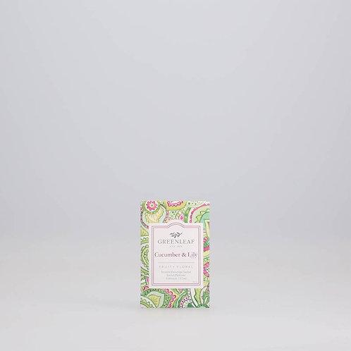 Petit sachet parfumé Cucumber & Lily