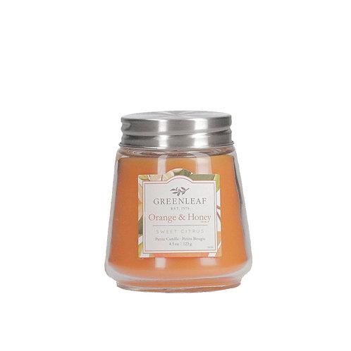 Bougie Orange & Honey
