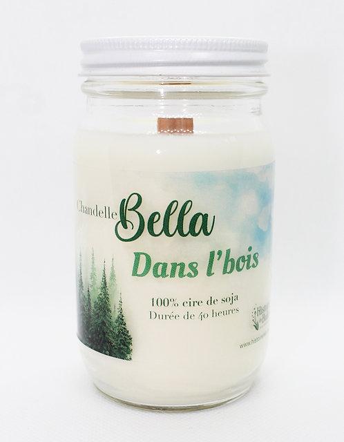 Chandelle Collection Bella Dans l'bois