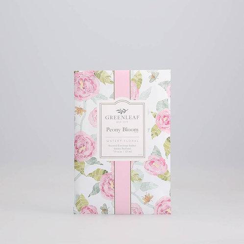 Sachet parfumé Peony Bloom