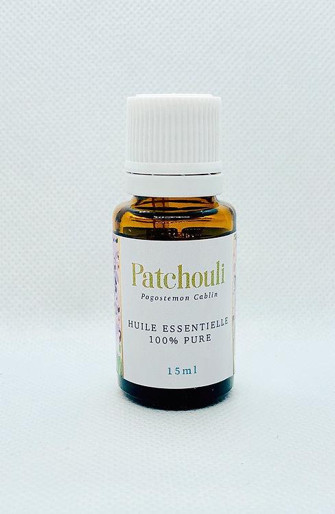 Huile Essentielle 100% Pure Patchouli