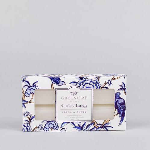 Barre de cire parfumée Classic Linen