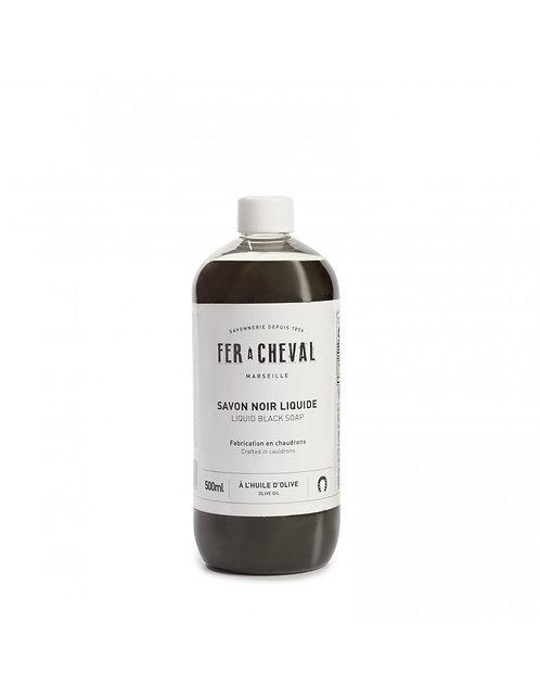 Savon noir liquide à l'huile d'olive 500ml