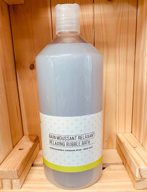 Bain moussant lavande 1 litre