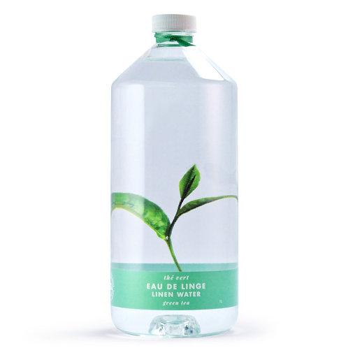 Recharge eau de linge Thé vert - oNature