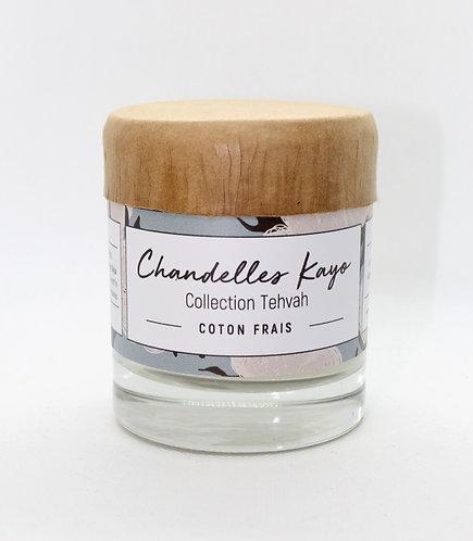 Chandelle Collection Tehvah Coton frais