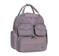 Grand sac Lug couleur gris-brun