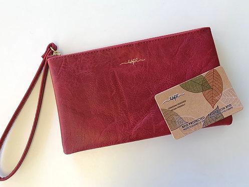 Petite sacoche rouge espe