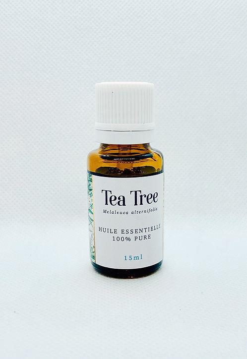 Huile Essentielle 100% Pure Mélaleuca (Tea Tree)