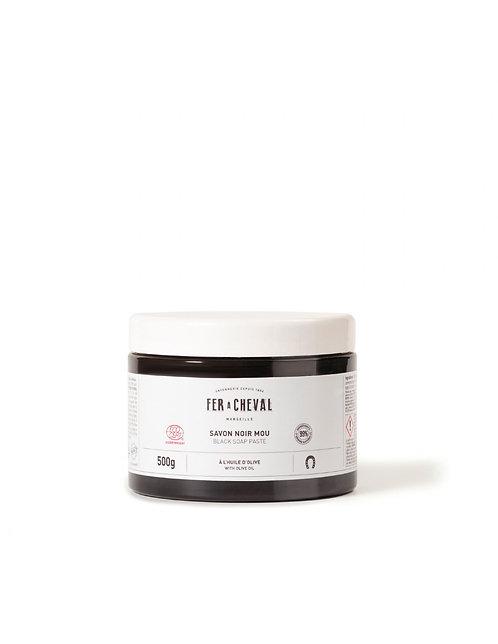 Savon noir mou à l'huile d'olive 500g