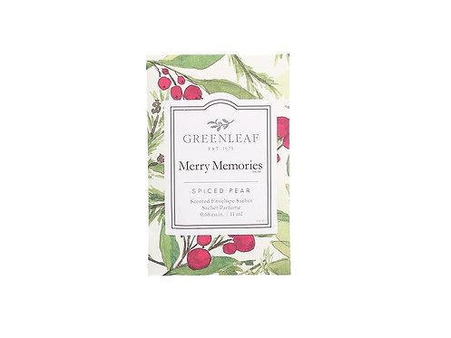 Petit sachet Merry Memories