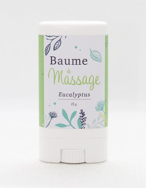 Baume à massage Eucalyptus