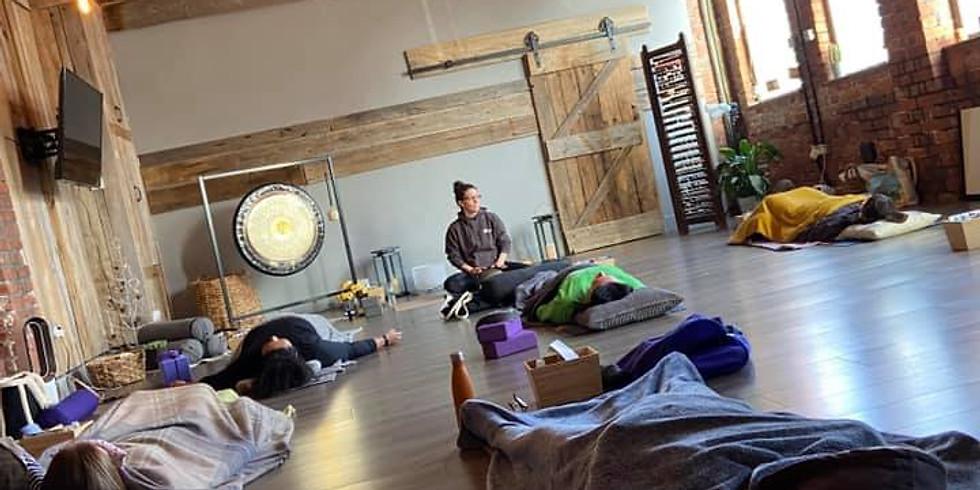 Yoga & Sacred Sound