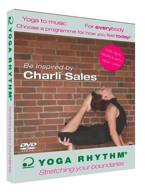 Yoga Rhythm Foundation Series DVD