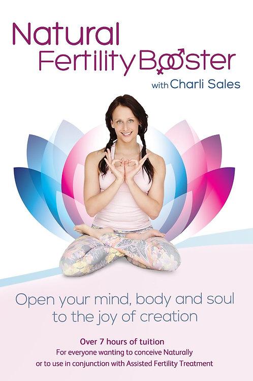 Natural Fertility Booster DVD Boxset Series