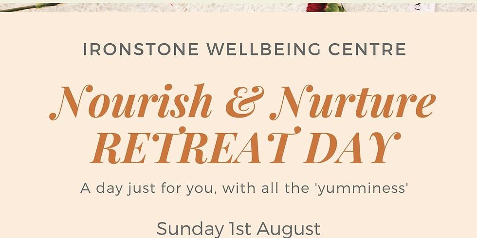 Nourish & Nurture Retreat Day - FULLY BOOKED