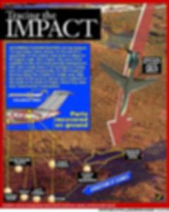ValuJet Flight 592 crash map