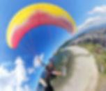Foto expandida em 360º - Voo Aventura