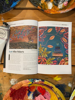 PUBLICATION: INSIDE ARTIST ISSUE 18