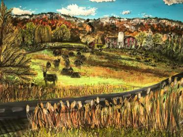 THE FARM ON THE RIDGE