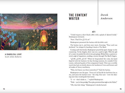 PUBLICATION: THE EMERSON REVIEW
