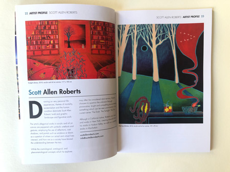 PUBLICATION: INSIDE ARTIST ISSUE 13