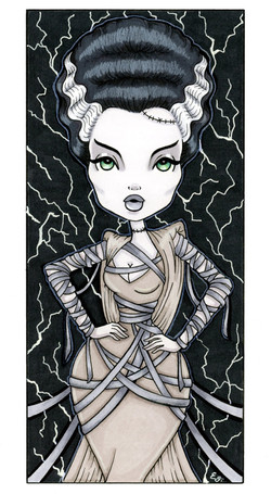 """""""The Bride"""" - Sinister Sirens"""