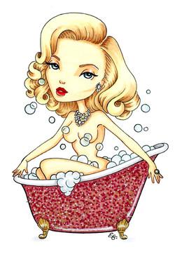"""""""Bubble Bath"""""""